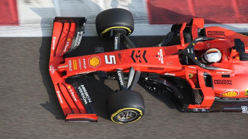 """Ferrari, Vettel: """"Albon mi ha intralciato in qualifica, non è corretto"""""""
