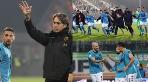 Benevento, festa a Venezia: Pippo Inzaghi resta in vetta alla classifica
