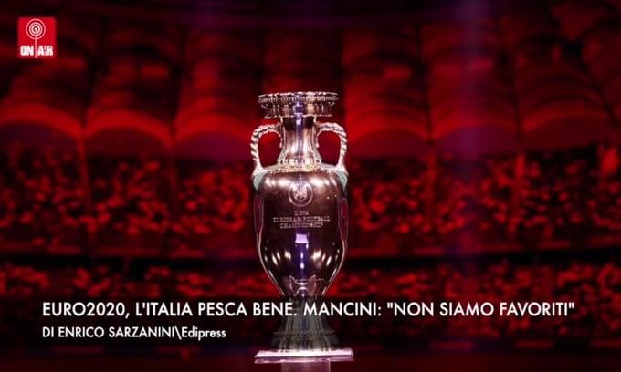 "Euro2020, l'Italia pesca bene. Mancini: ""Girone equilibrato"""