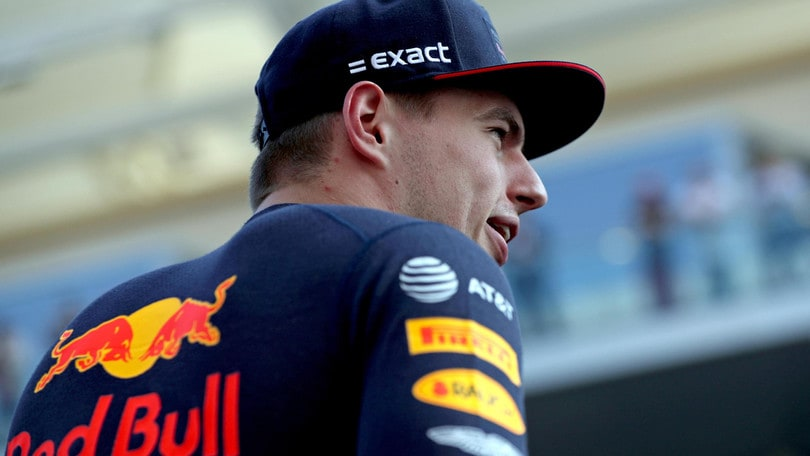 """Gp Abu Dhabi, Verstappen: """"Qui per vincere, ma Mercedes è veloce"""""""
