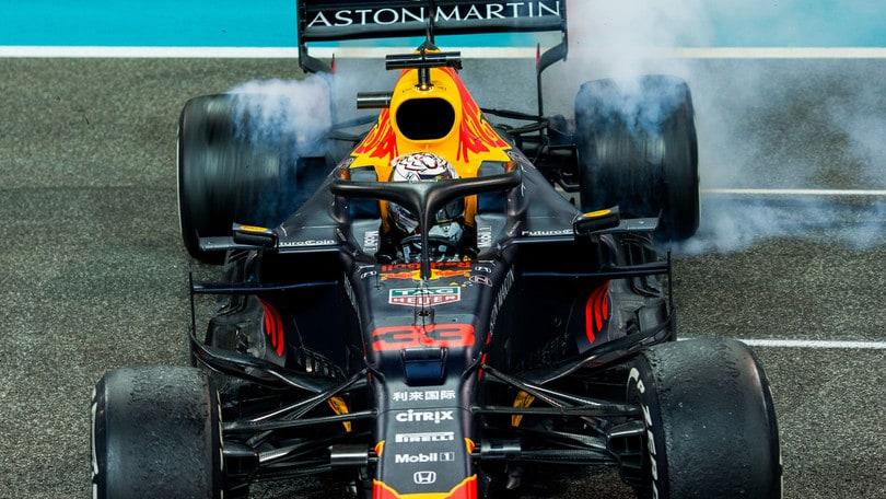 "Gp Abu Dhabi, Verstappen: ""Stagione positiva con terzo posto piloti"""