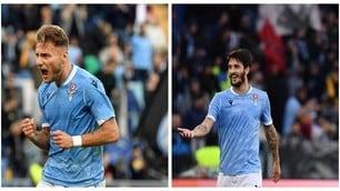 Lazio super con Immobile e Luis Alberto: show con l'Udinese
