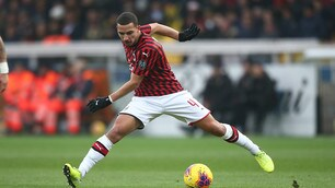 """Theo Hernandez all'87'. Il Milan espugna il """"Tardini"""" per 1-0"""