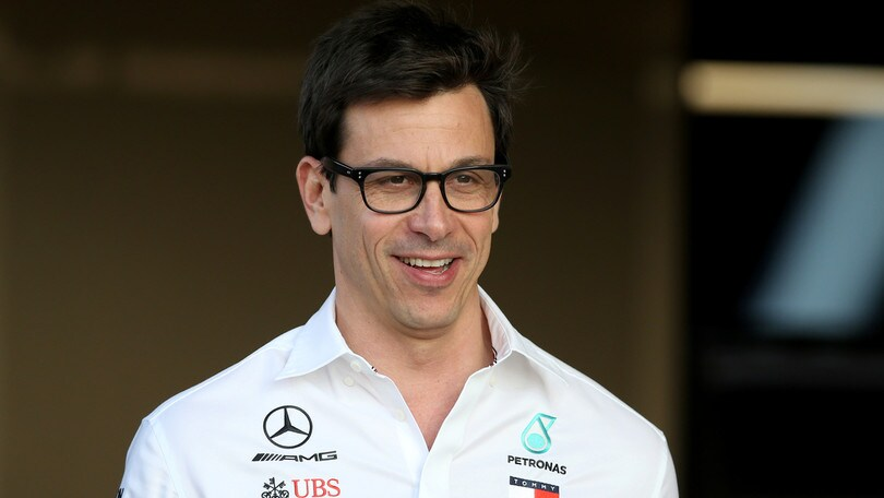 Mercedes, Wolff: