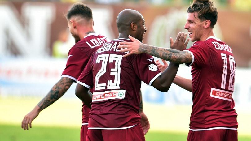 Serie C, Reggina inarrestabile: 3-0 al Teramo. Ok Bari e Ternana