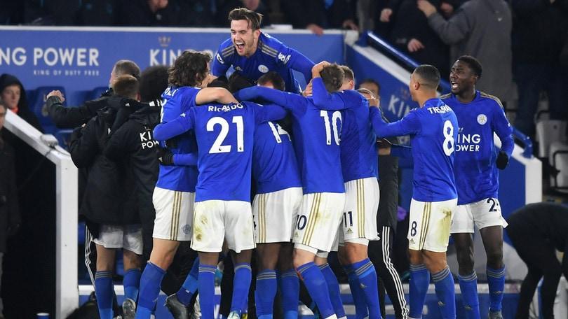 Premier, il Leicester è 2° a +3 sul City! Solo un pari per Arsenal e United