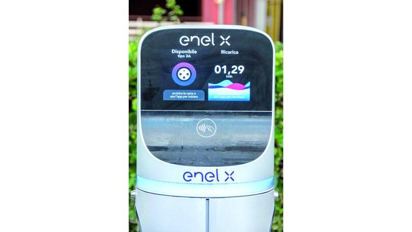 La sfida elettrica di Enel: 700 colonnine entro i prossimi tre anni