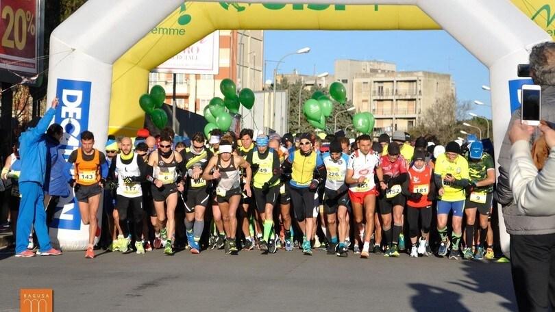 Hybla Barocco Marathon, la maratona che più a sud in Italia non si può