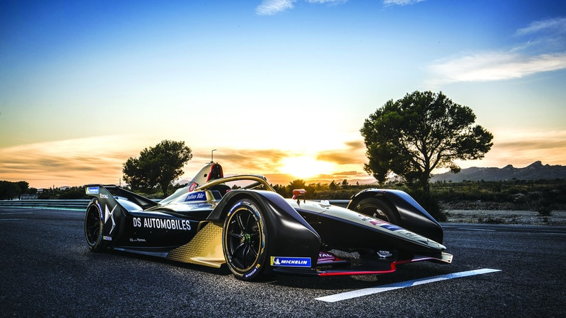 È nata la Divisione Motorsport, DS va di corsa in Formula E