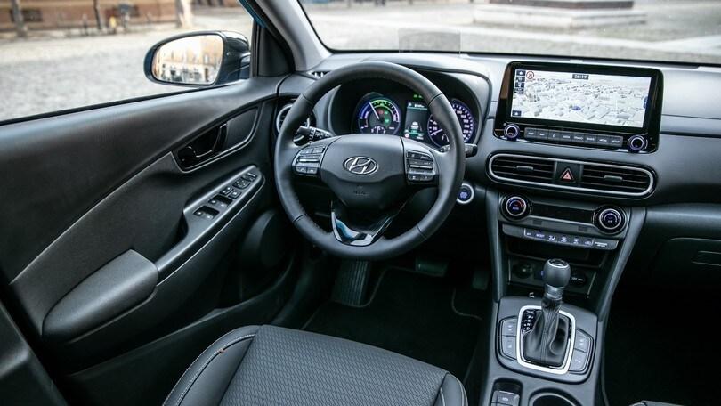 Hyundai, con Kona Hybrid una nuova sfida
