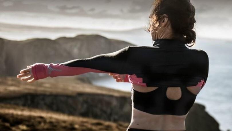 Breath Thermo di Mizuno: allenarsi al freddo non è un problema