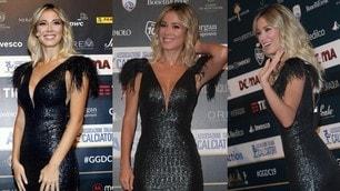 Diletta Leotta regina al Galà del Calcio Aic