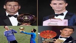 Pallone d'Oro, Cristiano Ronaldo bersaglio social dopo la vittoria di Messi