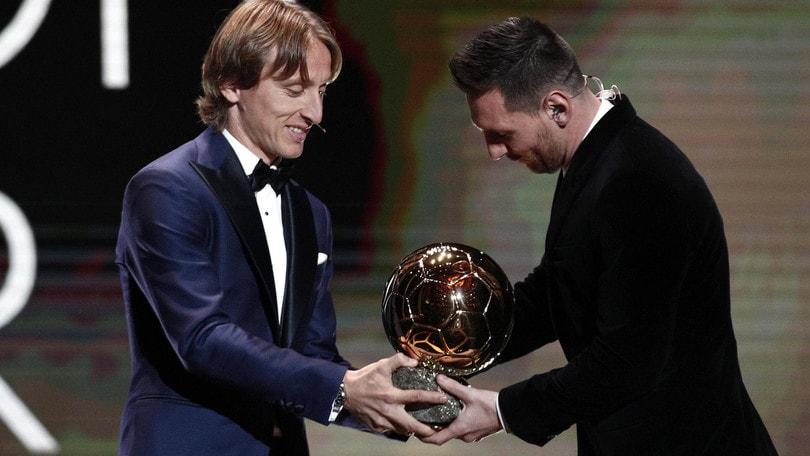 Modric, frecciata a Cristiano Ronaldo: