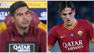 Roma, come cambia la formazione contro l'Inter
