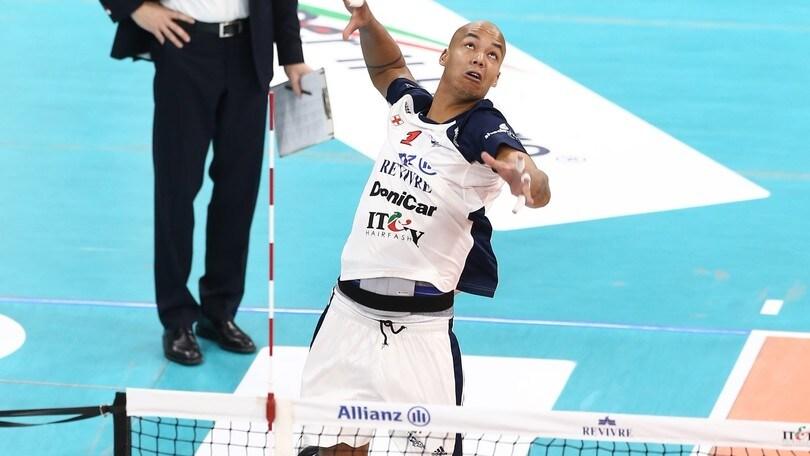 Abdel-Aziz è l'MVP di novembre