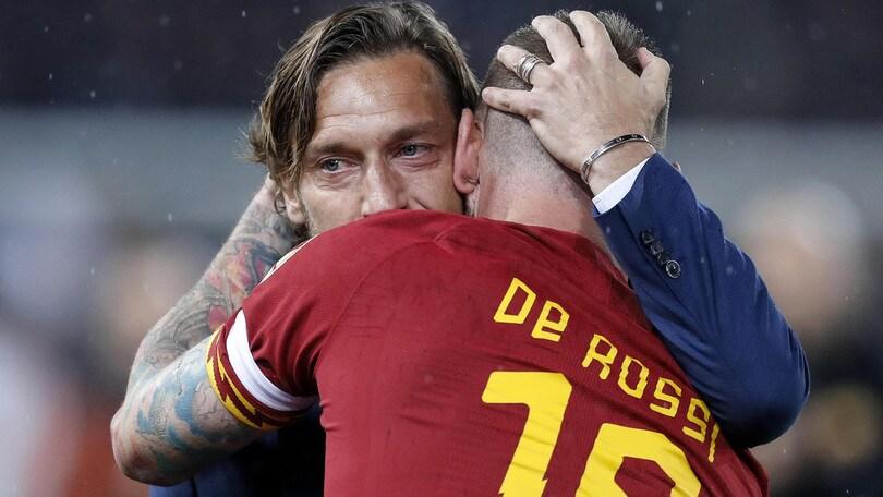 La Roma negli ultimi dieci anni: De Rossi il più impiegato, Totti al quinto posto