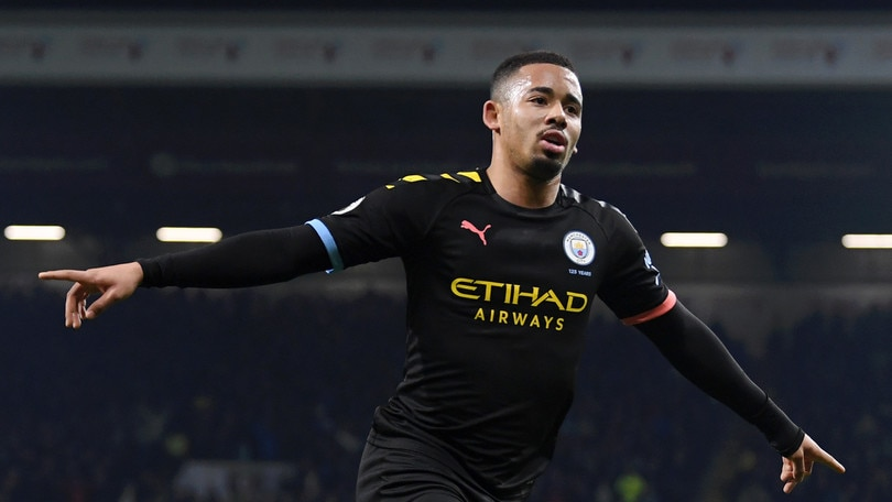 Premier, poker del Manchester City. Vince anche il Crystal Palace