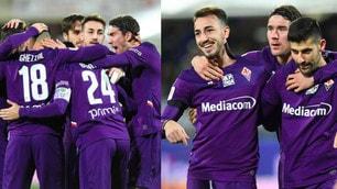 Benassi fa doppietta, la Fiorentina vince e ritrova il sorriso