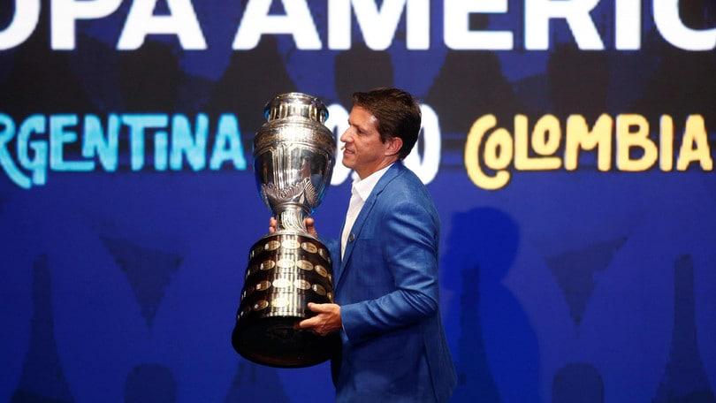 Coppa America 2020, Argentina nel girone di ferro con Cile e Uruguay
