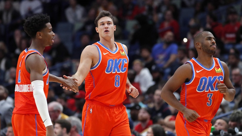 Nba, un super Gallinari non evita la sconfitta. 13esimo sigillo per Milwaukee