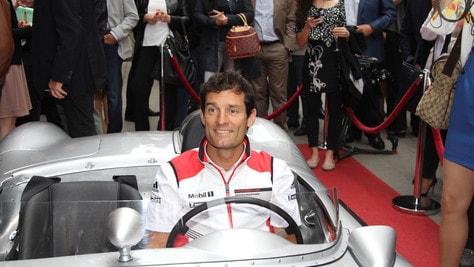 Mark Webber: