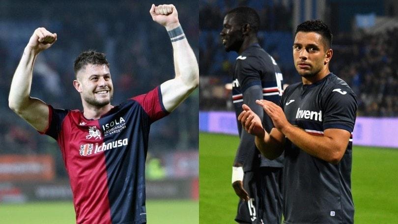 Diretta Cagliari-Sampdoria dalle 21: formazioni ufficiali e dove vederla in tv