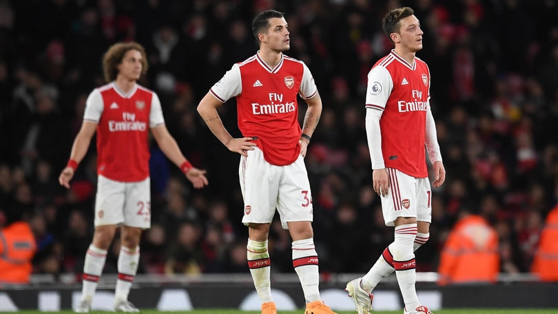 Premier, crisi senza fine per l'Arsenal: ko con il Brighton in casa
