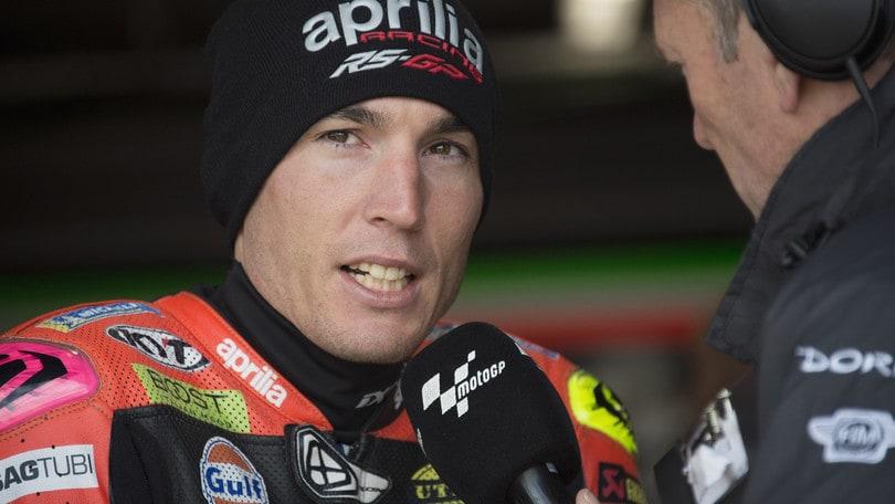 MotoGp, Aprilia: Aleix Espargaro rinnova per altri due anni