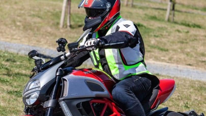 Airbag Moto: mancano coperture, salta il bonus per l'acquisto