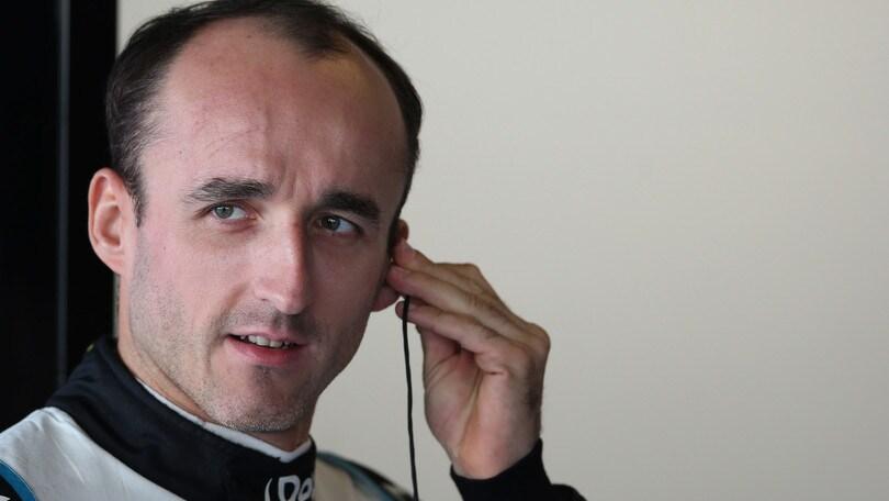 Kubica sceglie il DTM: nel 2020 sarà in BMW