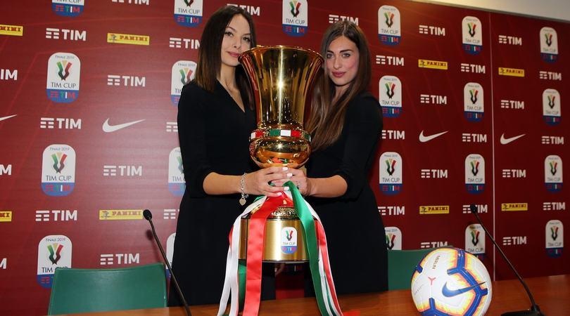 Coppa Italia, sorteggi ottavi di finale: la Roma a Parma, Juve e Inter in casa