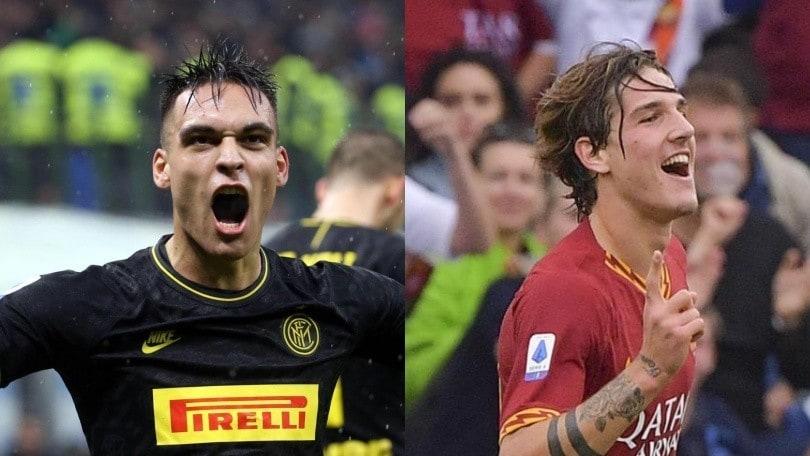 Diretta Inter-Roma ore 20.45: formazioni ufficiali e dove vederla in tv
