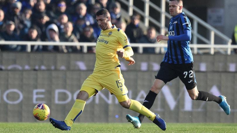 Verona, Bocchetti ceduto in prestito al Pescara