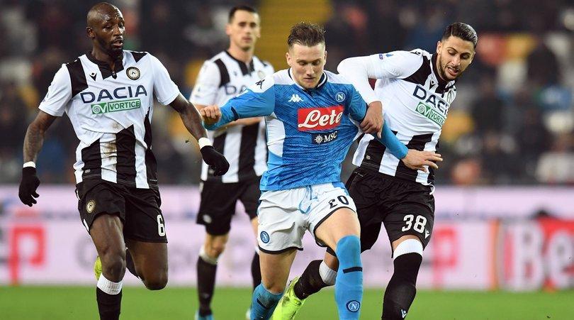 Udinese-Napoli 1-1: Ancelotti, la crisi continua