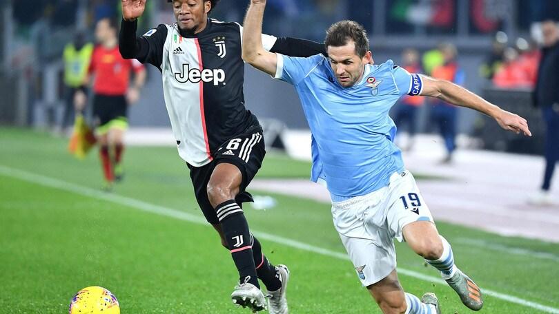 Lazio-Juve 3-1, il tabellino