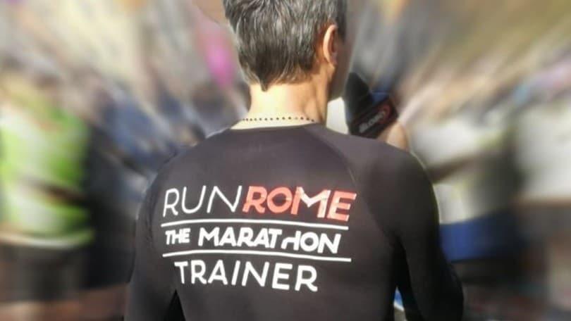 Run Rome The Marathon Get Ready, a Ponte Milvio l'allenamento è una festa