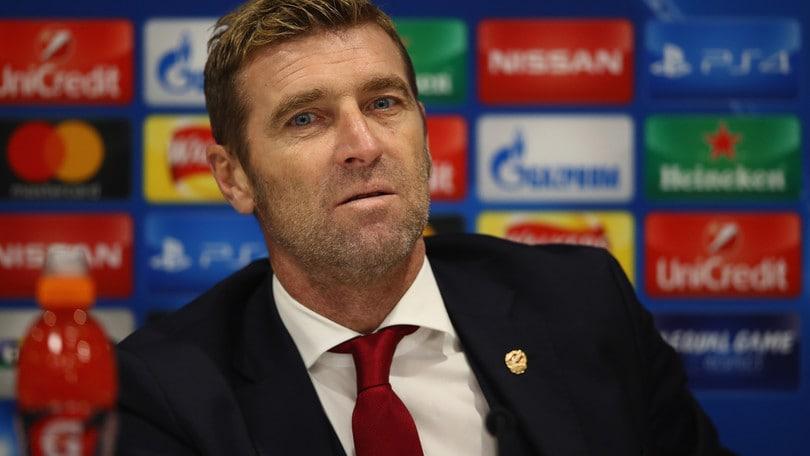 Carrera riparte dalla Grecia, è il nuovo allenatore dell'Aek Atene