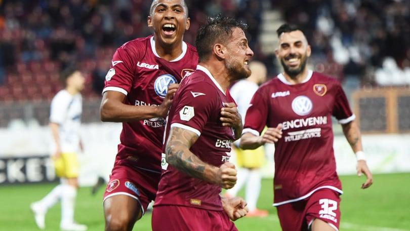 Serie C, vittorie esterne per Reggina e Bari. Monza fermato dal Pontedera