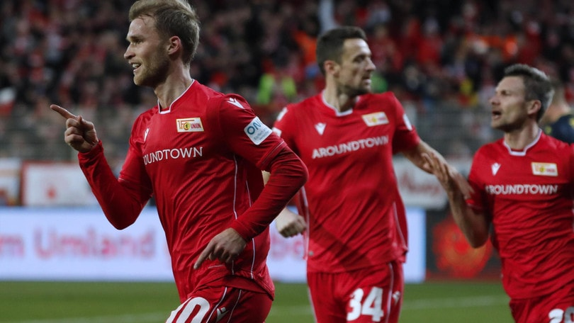 Bundesliga, successi per Union Berlino e Paderborn