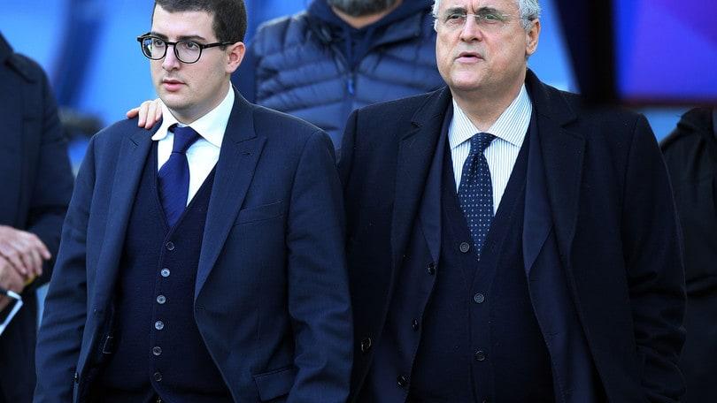 """Lotito: """"Lazio da scudetto? Niente voli pindarici. Milinkovic mai in vendita"""""""