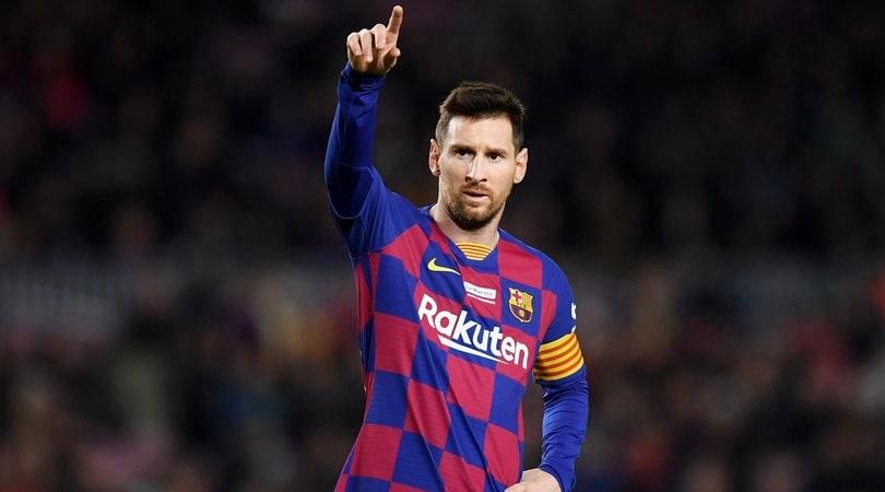 Inter-Barcellona, Messi non convocato da Valverde