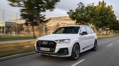 Audi Q7 ibrida plug-in: le immagini