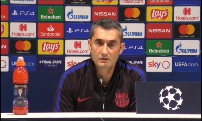 """Valverde: """"Lautaro un grande giocatore"""""""