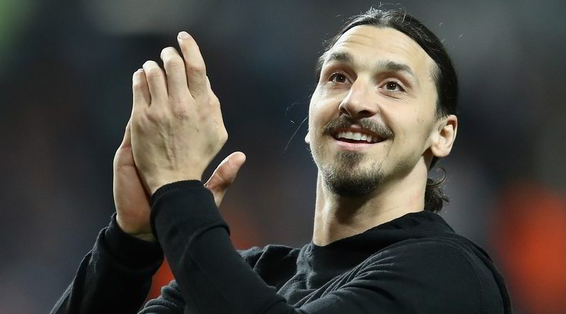 Ibrahimovic decide il suo futuro: Milan o Napoli, ci siamo