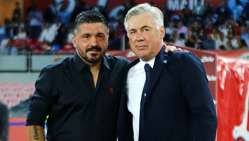 Image result for gattuso napoli