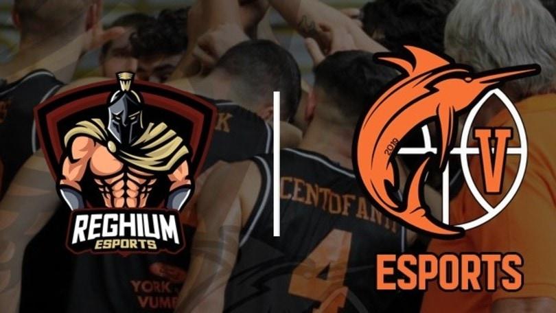 Gaming e Basket: la Viola si lega alla Reghium Esports