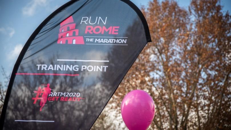 14, 19 e 21 dicembre, proseguono gli allenamenti Run Rome The Marathon Get Ready