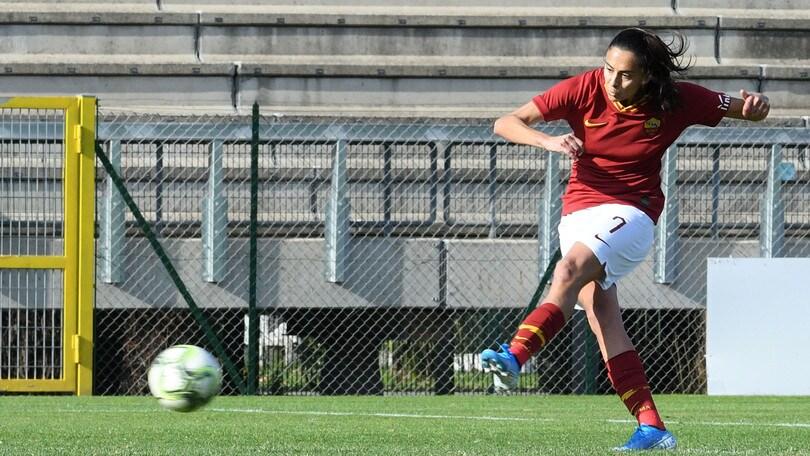 La Roma fatica, ma vola ai quarti: 2-0 al Bari nei supplementari