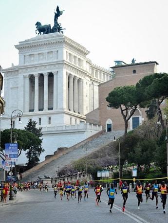 Run Rome The Marathon rafforza la partnership con BMW Berlin Marathon